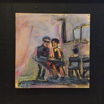 First Friday Art Show, Local Artist
